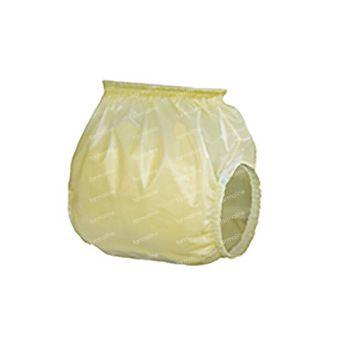 Bota Suprima 1311 Slip PVC Large et Solide Unisex Blanc T48 1 pièce