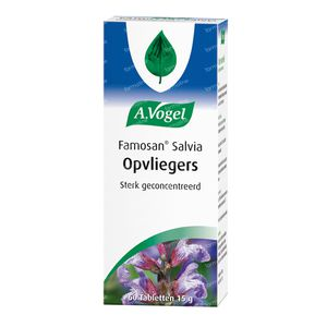 A.Vogel Famosan Salvia 60 tabletten