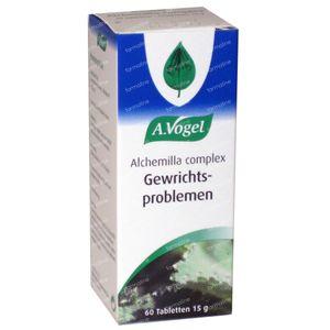 A.Vogel Alchemilla Complex 60 tabletten