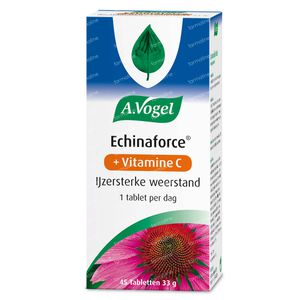A.Vogel Echinaforce + Vitamine C 45 comprimés