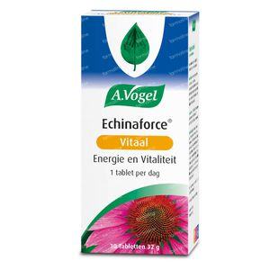 A.Vogel Echinaforce Vitaal 30 tabletten