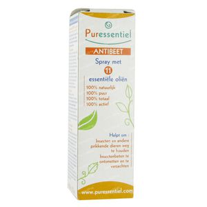 Puressentiel Anti-Insects Bite 11 Essential Oil 50 ml spray