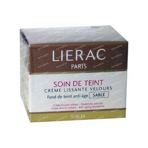 Lierac Teint Crème Lissant Velours Sable 30 ml
