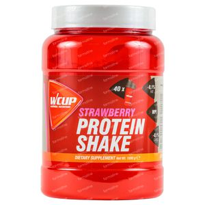 Wcup Proteine Whey Fraise 1 kg