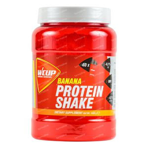 Wcup Protein Whey Banaan 1 kg