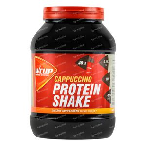 Wcup Protein Whey Cappuccino 1 kg