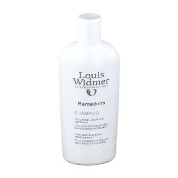 Louis Widmer Remederm Shampoo Légèrement Parfumé 150 ml