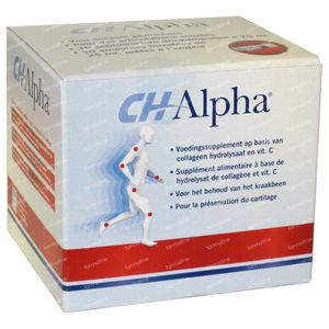 Ch-Alpha 750 ml ampollas
