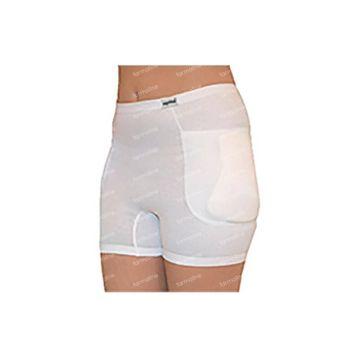 Bota Suprima 1409 Slip Protect Hanches Unisex Blanc Medium 1 pièce
