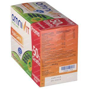 Omnivit Haar +50% GRATIS 120+60  tabletten