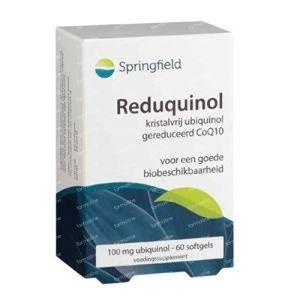 Springfield Reduquinol Softgell 100 mg 60 capsule