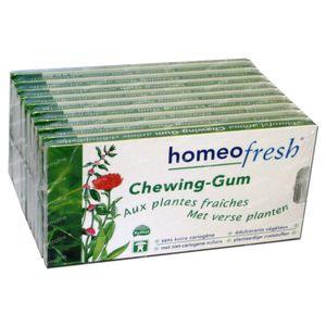 Homeofresh Chewing Gums Bioactivum Chlorophyl Without Sugar 120 St
