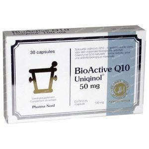 BioActive Q10 Uniquinol 50mg 30 capsules