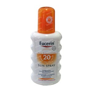 Eucerin Sun Spray SPF20 200 ml spray