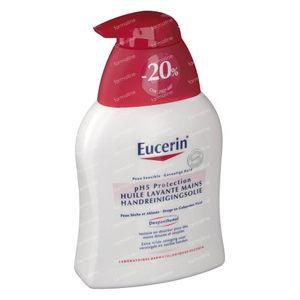 Eucerin pH 5 Huile Lavante Pour Les Mains Prix Réduit 250 ml