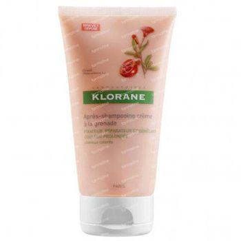 Klorane Crème Après Shampooing À La Grenade 150 ml baume