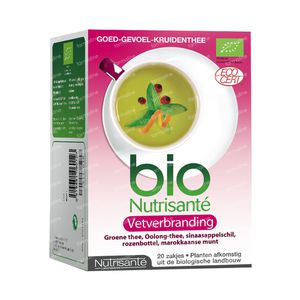 Infusion Bio Fat Burner 20 bustine