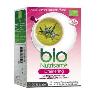 Infusion Bio Drainage 20 St Bags