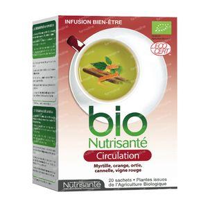 Infusion Bio Circulation 20 sachets