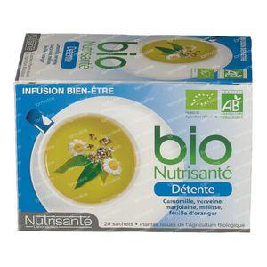 Nutrisanté Relaxation Tea 20 St Bags
