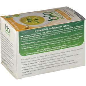 Infusion Bio Cholesterol & Sucre 20 sachets