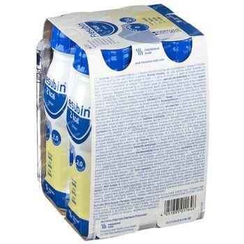 Fresubin 2 Kcal Drink Vanille 4x200 ml