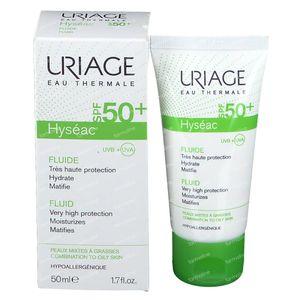 Uriage Hyseac Fluide SPF50 50 ml