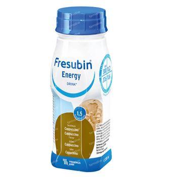 Fresubin Energy Drink Cappuccino 4x200 ml