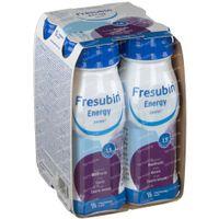 Fresubin Energy Drink Schwarze Johannisbeeren 4x200 ml