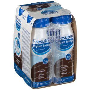 Fresubin Protein Energy Drink Chocolate 4x200 ml