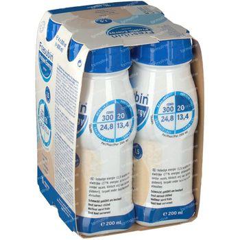 Fresubin Protein Energy Drink Noten 4x200 ml