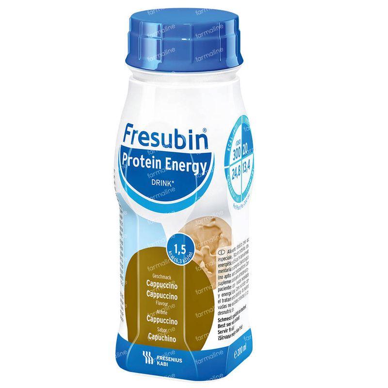 Fresubin Protein Energy Drink Cappuccino 4x200 ml order ...