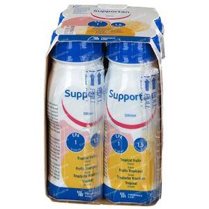 Supportan Tropische Vruchten 4x200 ml