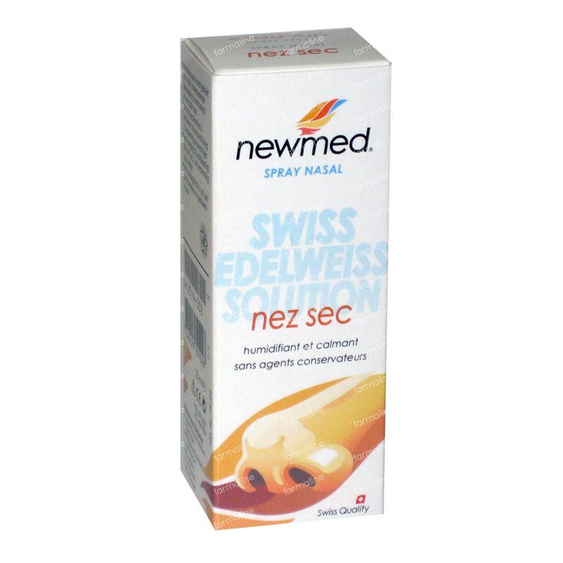 Newmed spray nasal nez sec 20 ml commander ici en ligne for Interieur nez sec