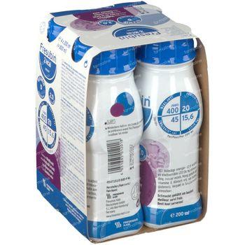 Fresubin 2 Kcal Drink Fruits des Bois 4x200 ml