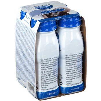 Fresubin 2 Kcal Fibre Drink Choco 4x200 ml
