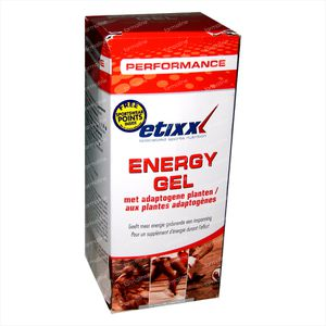 Etixx Energy Gel 10 zakjes