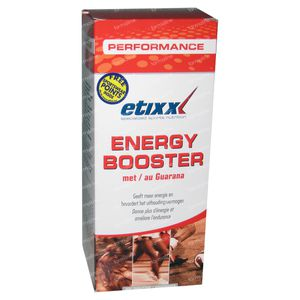 Etixx Energie Booster Guarana 300 tabletten