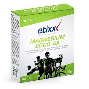 Magnesium 2000 AA 30 bruistabletten