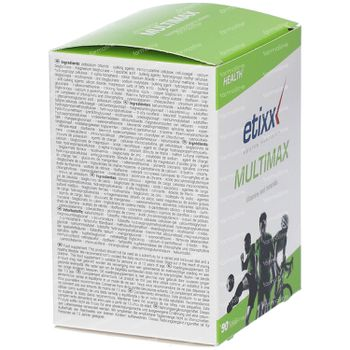 Etixx Multimax 90 tabletten