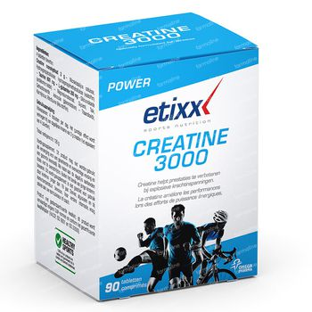Etixx Creatine 3000 90 comprimés