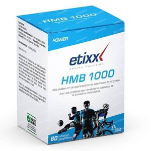 Etixx HMB 1000 60 tabletten
