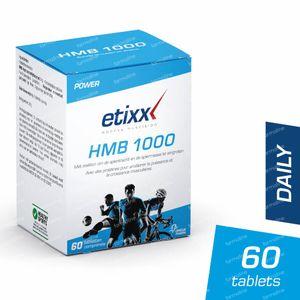 Etixx HMB 1000 60 comprimés