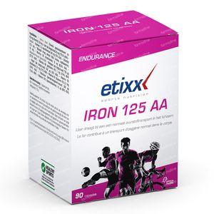 Iron AA chelaat 125 90 capsules