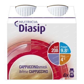 Diasip Cappuccino 4x200 ml