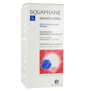 Squaphane S Shampoo Keratoregulatory Fort 125 ml