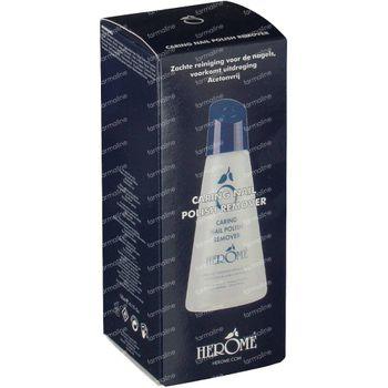 Herôme Caring Nail Polish Remover 120 ml
