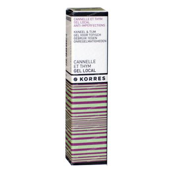 Korres Canelle & Thym 15 ml