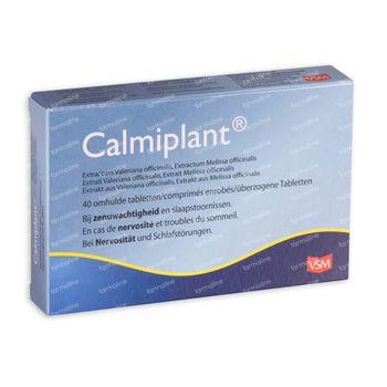 Calmiplant 40 comprimés