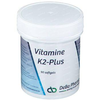 Deba K2 Plus 90 gélules souples
